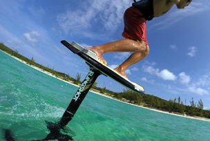 Is Foiling the Future of Kiteboarding?
